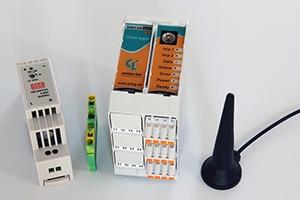 Photovoltaik Datenlogger InterLink-Solar GPRS