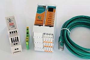 Photovoltaik Datenlogger InterLink-Solar LAN/DSL
